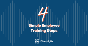 simple 4 steps for pharmacy employee training
